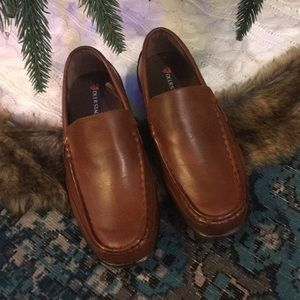 Deer Stag | Boys Booster Loafers